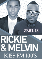 VuVu's 5th Anniversary hosted by KISS Rickie & Melvin @ VuVu | Bromley | United Kingdom