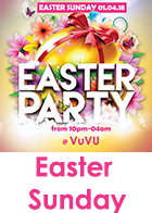 Easter Sunday Special @ VuVu (01.04.18) @ VuVu | England | United Kingdom